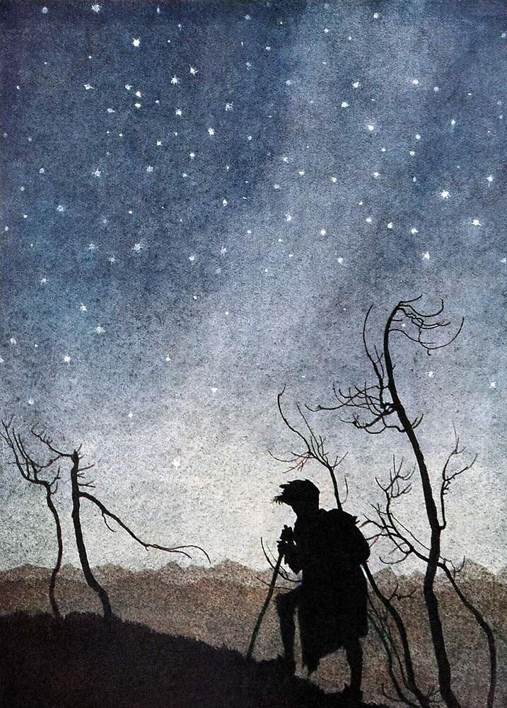 Night journey by markv78