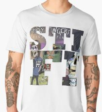 STICKY FINGERS Men's Premium T-Shirt