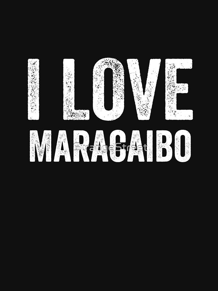 I Love Maracaibo by StrangeStreet