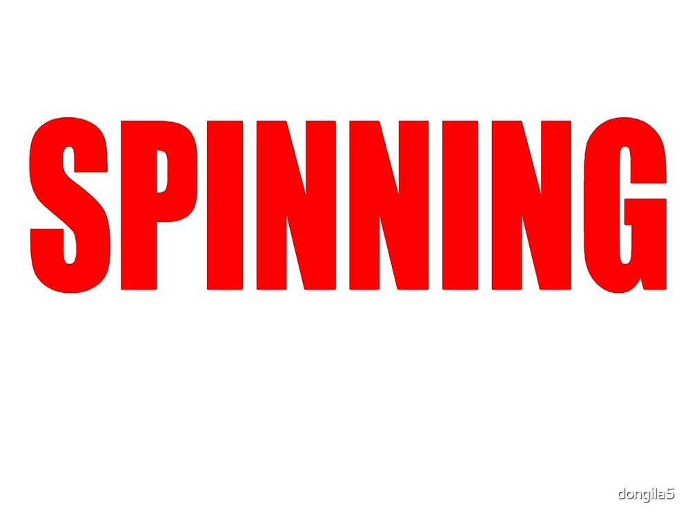 spinning by dongila5