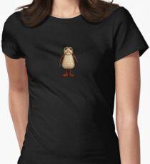 Star Wars — Porg Women's Fitted T-Shirt