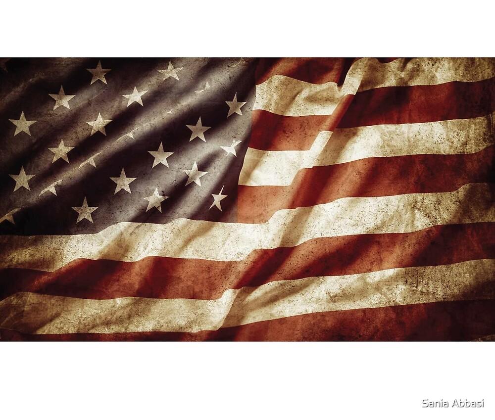 United States! by Sania Abbasi