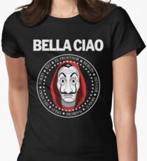 Bella Ciao Women's Fitted T-Shirt
