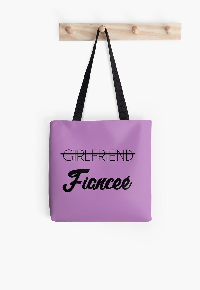 Girlfriend to Fianceé by fashprints