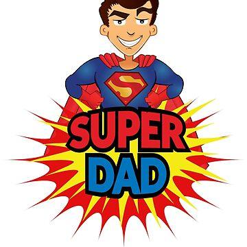 Super Dad by normaniac77
