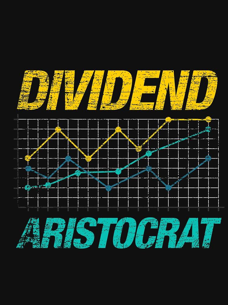 Dividend aristocrats shares by GeschenkIdee