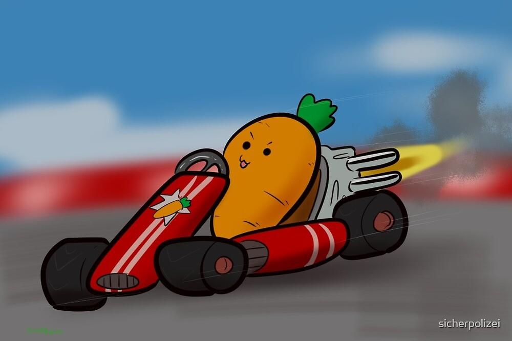 Race Carrot by sicherpolizei