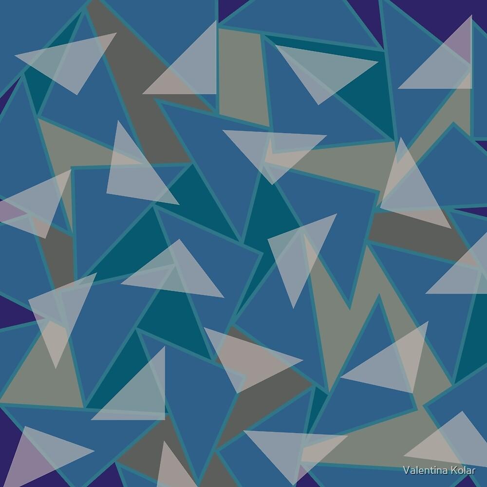 Broken Glass by Valentina Kolar