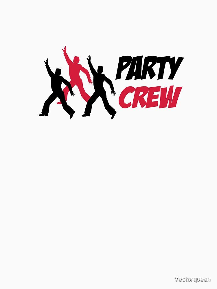 Party crew by Vectorqueen