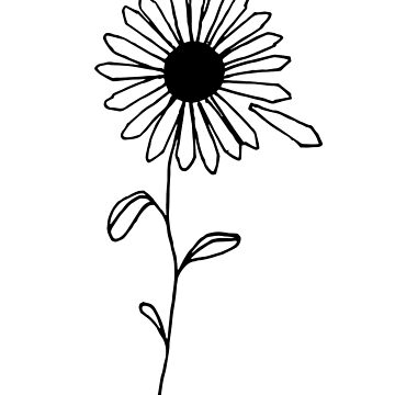 Simple Daisy by voitaro
