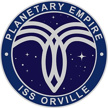 The Orville Mirror Universe Logo by normaniac77