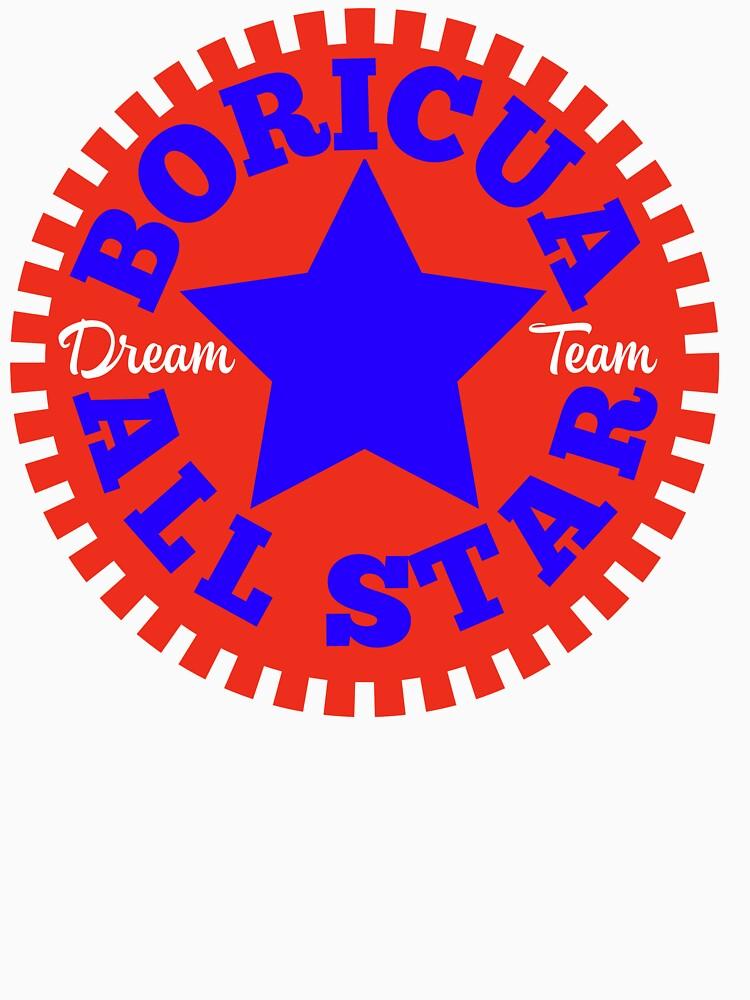 Boricua All Star by LatinoTime