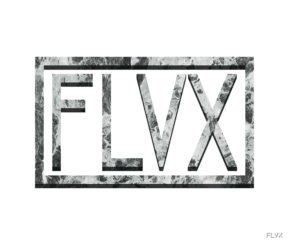 FLVX [ MARBLE LOGO ] by FLVX