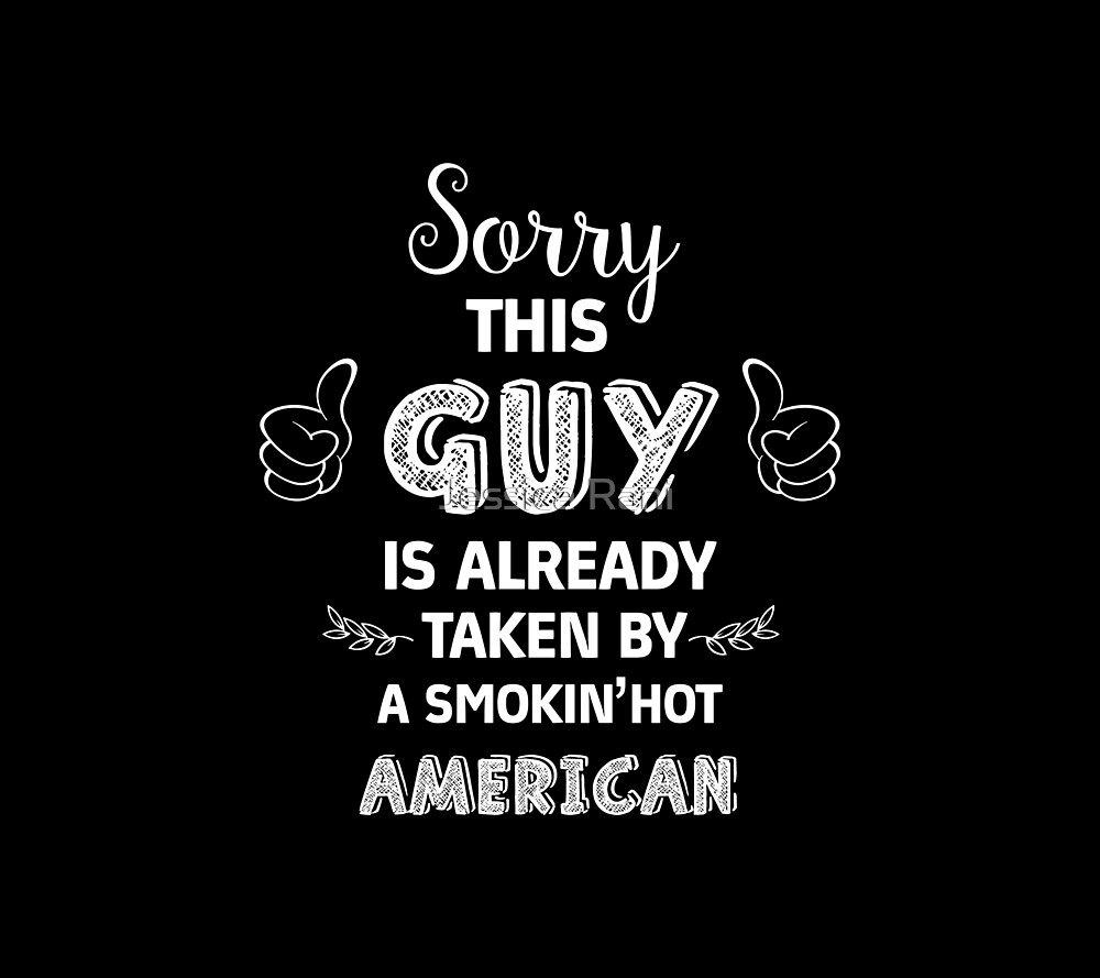 sorry this guy is Already taken by a smokin'Hot American by Jessica Rani