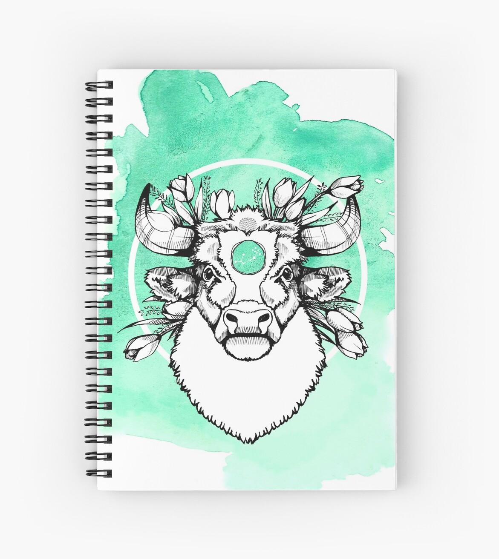 Zodiac Taurus by artarax