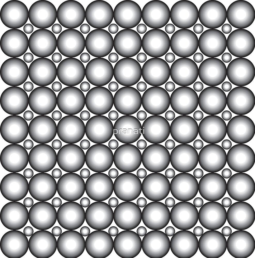 retro lights pattern by pranati