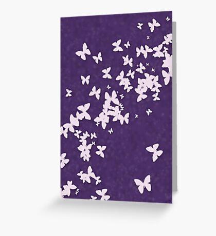 Butterflies Galore 2 Greeting Card