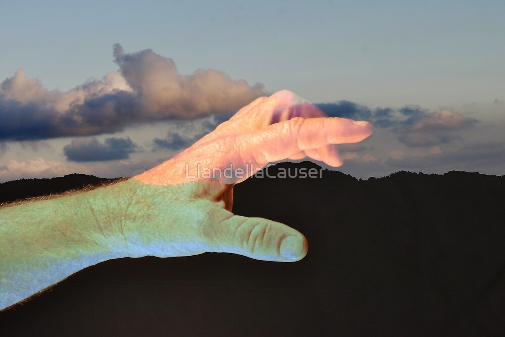 Mountains for Hands  by LlandellaCauser