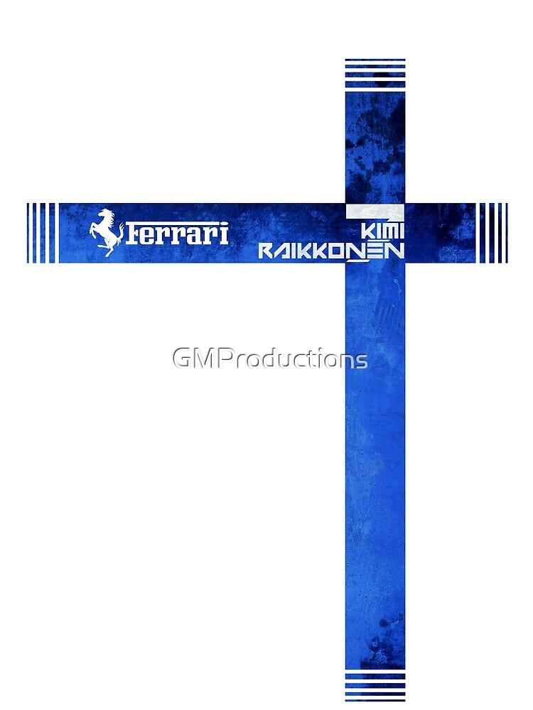 Kimi Raikkonen by GMProductions