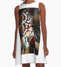 Pencil Urchin A-Line Dress
