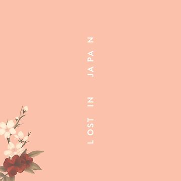 Shawn Mendes // Lost In Japan // by shawnxstickers
