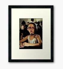 """Deal The Cards...."" Framed Print"