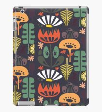 Scandinavian Wildflowers iPad Case/Skin