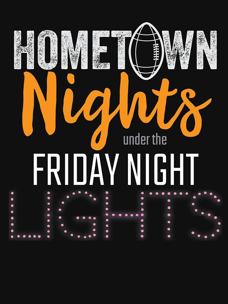 Hometown Nights Under Lights  by kieranight