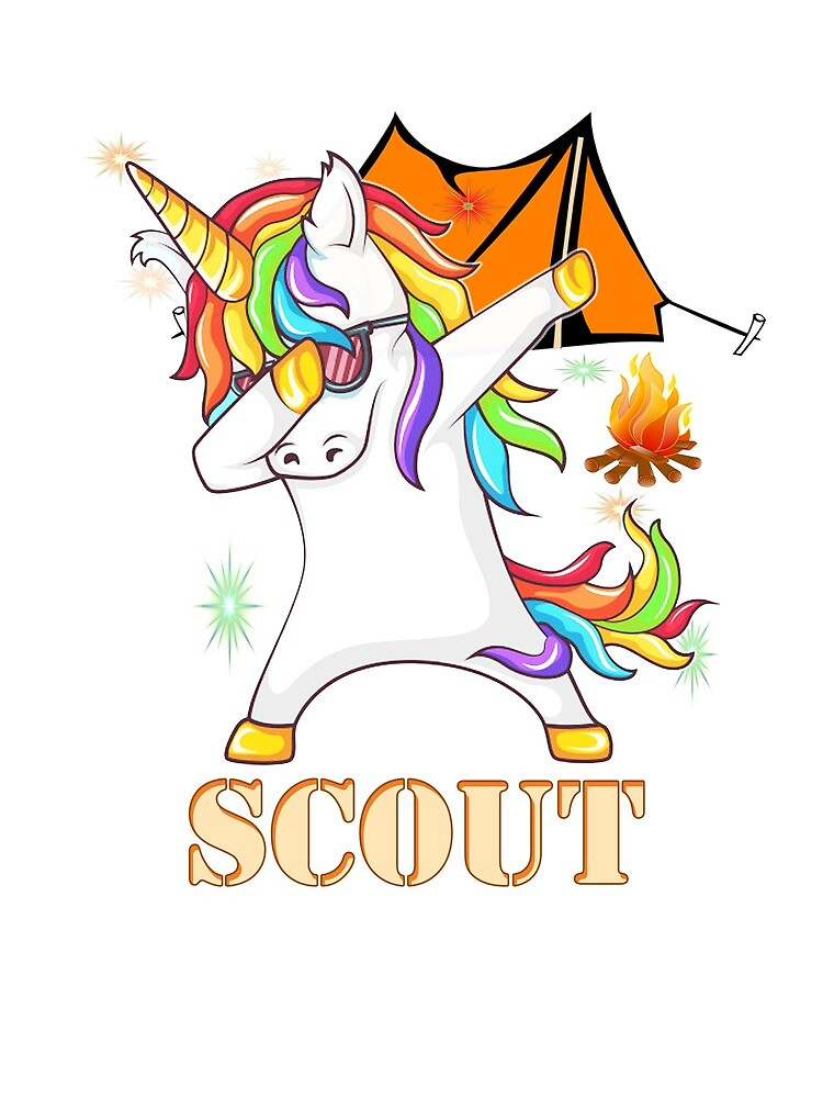 Scout unicorn by celtic2010