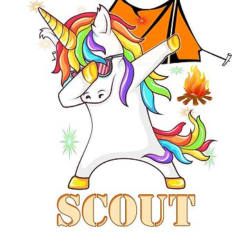 Scout unicorn by celtic2010
