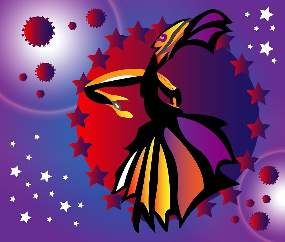 dancer by elinormjack