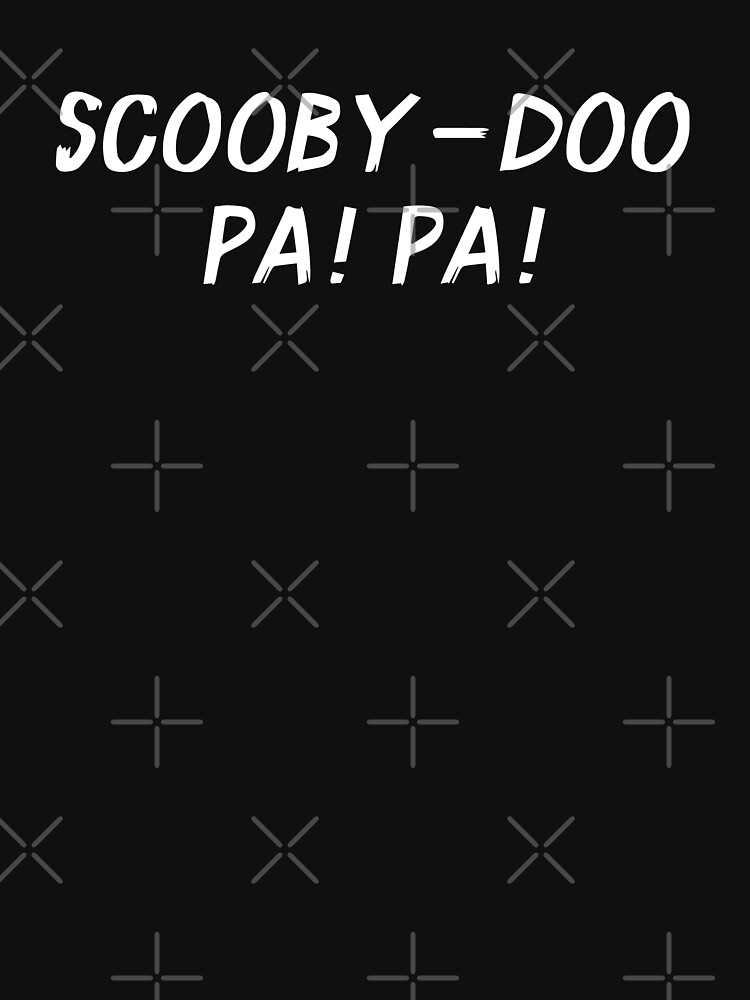 Scooby Doo Pa Pa by UrbanDecode