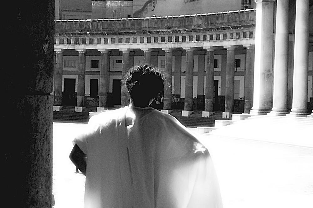 Goddess of Ancient Italy by Laura McNamara