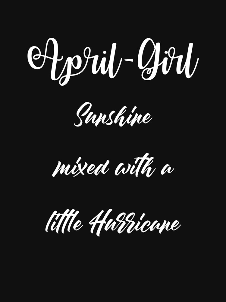 April girl by NelloW100