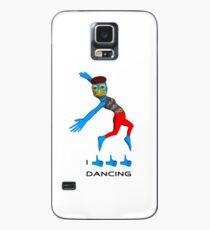 I like dancing Case/Skin for Samsung Galaxy