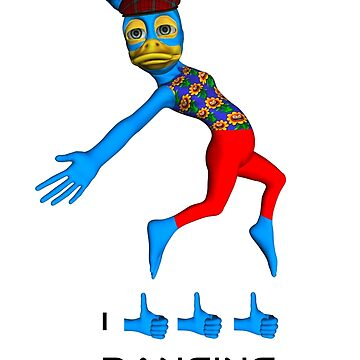 I like dancing by Kransenians