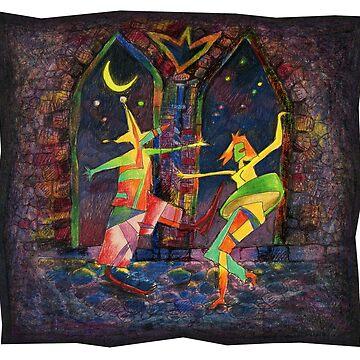 Carnival Dance by BlackLineWhite