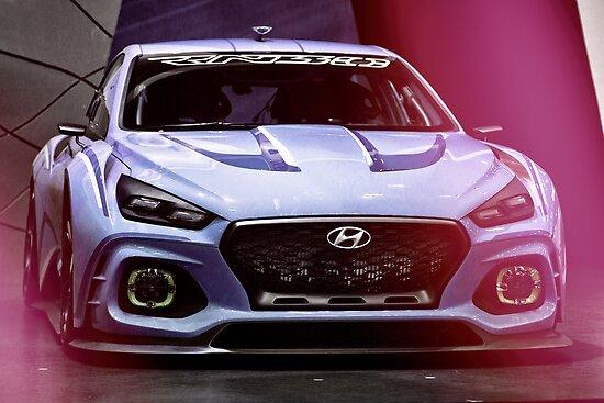 Hyundai RN30 by benbdprod