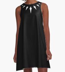 Arrowheads A-Line Dress