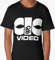 CIC Video VHS logo Long T-Shirt