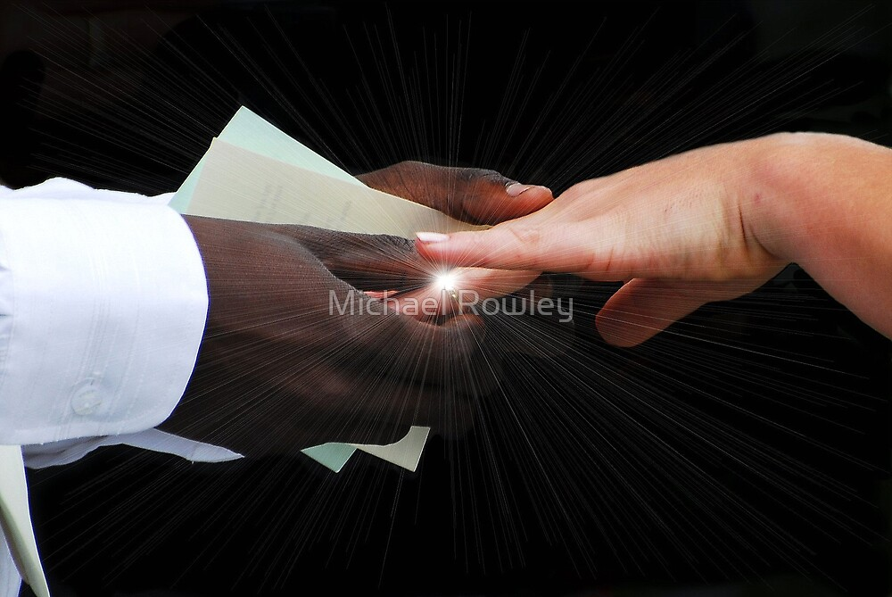 With this Ring by Michael Rowley