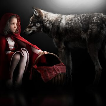 little red riding hood by Cliff
