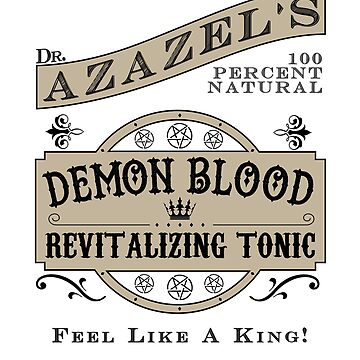Doc Azazel's Demon Blood by fixedinpost