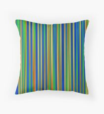 Abstract 130716(03) Throw Pillow