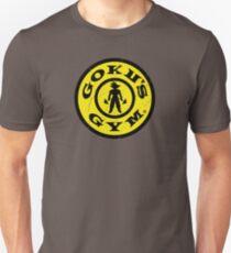 Goku's Gym (weathered) T-Shirt