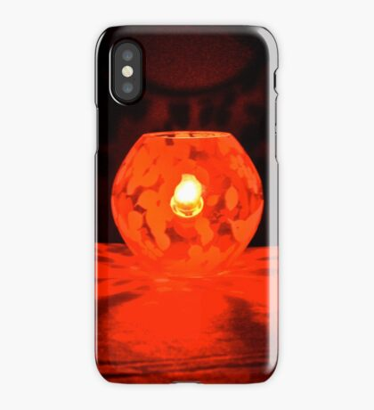 #LIUR – light it up red – #WalkInRed2015 iPhone Case