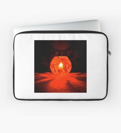 #LIUR – light it up red – #WalkInRed2015 Laptop Sleeve