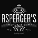 Asperger's Special Edition by hardhhhat