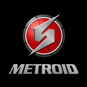 Metroid by Lazarakos