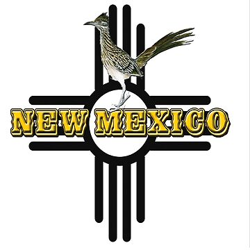 New Mexico Roadrunner by NewMexicoTees